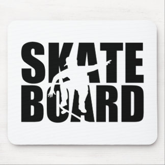 Skateboard Mouse Pad