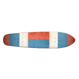 Skateboard patriotic surfboard style customizeable