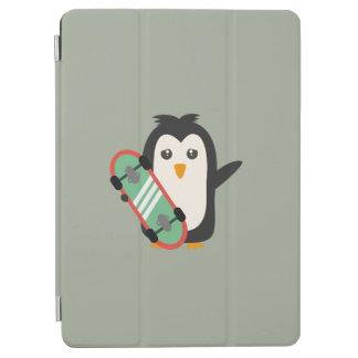 Skateboard Penguin iPad Air Cover