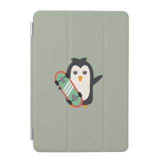 Skateboard Penguin iPad Mini Cover