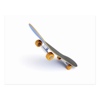 Skateboard Postcard