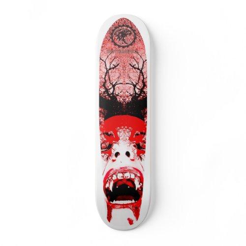 SKATEBOARD PRO OLDSKOOL VAMPIRES by SHIRT AMERICA skateboard