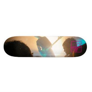 Skateboard Rock Show w/ Avatar Logo