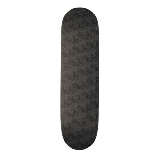 Skateboard Rough Black Pattern
