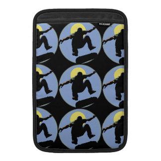 Skateboard Skater MacBook Air Sleeves