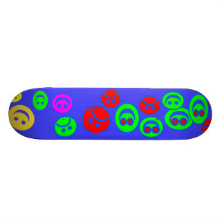 Skateboard - Smilies