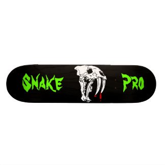 Skateboard: Snake Pro Skateboard