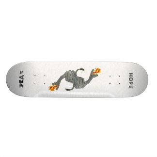 skateboard_snake skate board