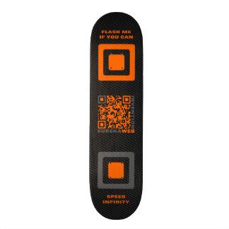 Skateboard Speed infinity carbon fiber