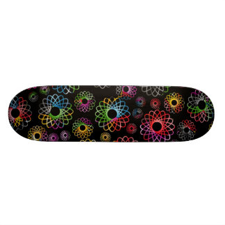 Skateboard - Spirograph Meets Black Magic
