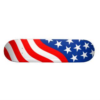 Skateboard Stars and Stripes 2