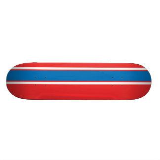 skateboard-Stripes Skateboard
