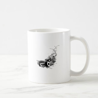 Skateboard Swag Coffee Mugs