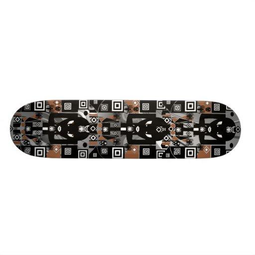 Skateboard Symbolic Silver Skate Boards
