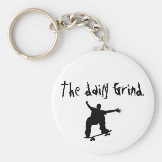 skateboard, The daily Grind. Keychain