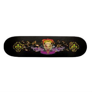 Skateboard-The-Joker-set-1-Black-no-text Monopatín Personalizado