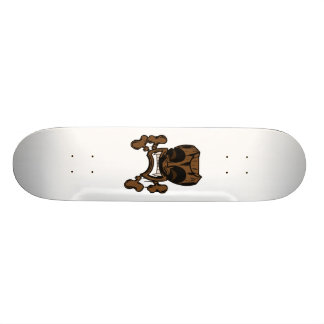 skateboard tiki MASKs