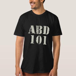 Skateboard Tshirt ABD 101