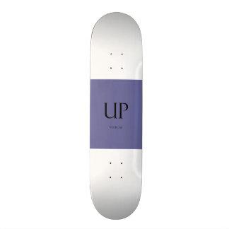 Skateboard Vertical Template