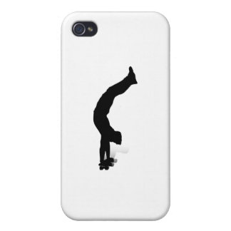 Skateboarder_4 iPhone 4/4S Cover