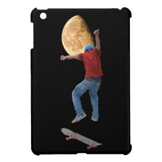 Skateboarder Get Some Air Action Street Kulcha Art iPad Mini Covers