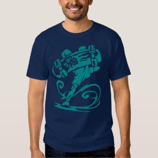 Skateboarder Handstand T-shirt
