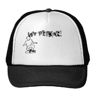 Skateboarder Hat-My Tricks!