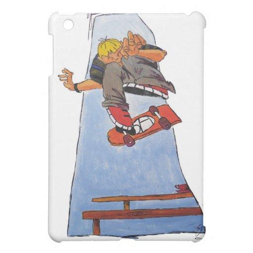 skateboarder i pad case iPad mini case