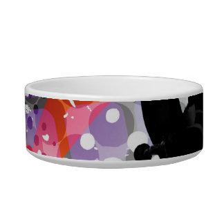 Skateboarder Silhouette Bowl