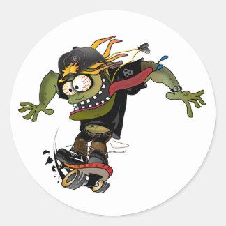 Skateboarder Sticker