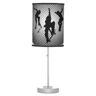 skateboarder table lamp