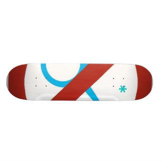 Skateboarder's Breeze Skateboard
