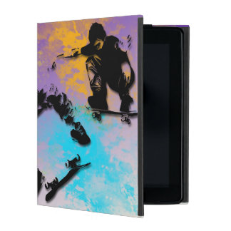 Skateboarders iPad 2/3/4 Case iPad Covers