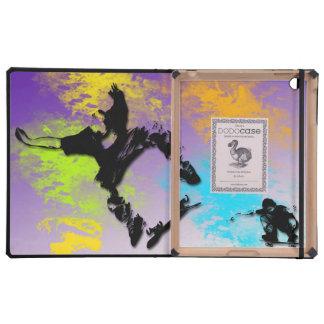 Skateboarders iPad 2/3/4 DODO Case iPad Case