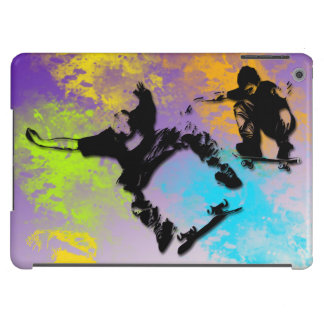 Skateboarders iPad Air Barely There Case Cover For iPad Air