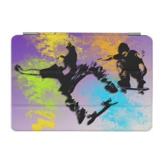 Skateboarders Magnetic iPad mini Cover