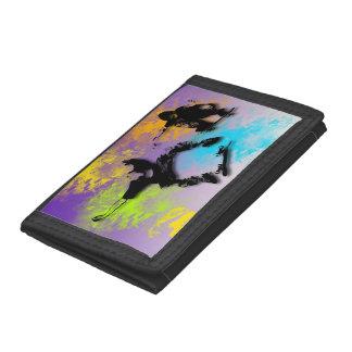 Skateboarders Tri-Fold Wallet