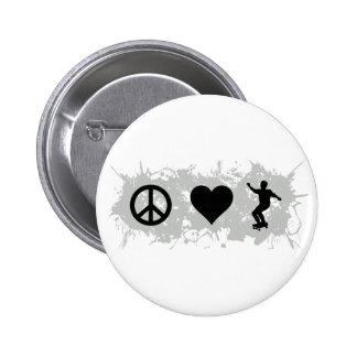 Skateboarding 3 button