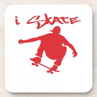Skateboarding Beverage Coaster