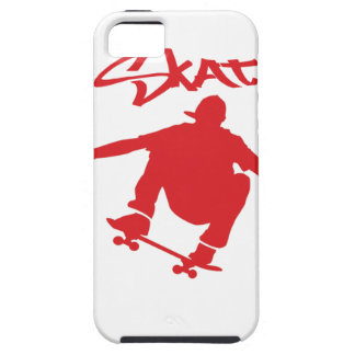Skateboarding iPhone 5 Case