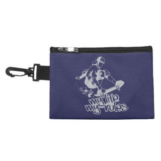 Skateboarding custom accessory bags