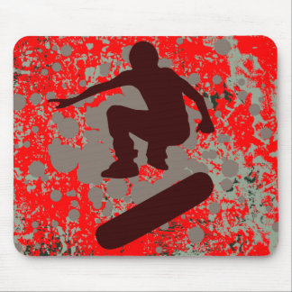 skateboarding de la alta fidelidad: burbujas: tapetes de ratones
