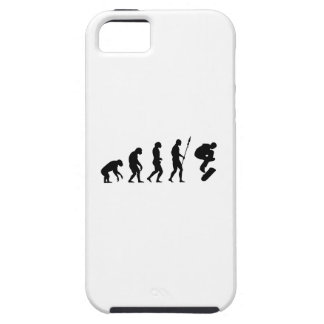 Skateboarding Evolution iPhone SE/5/5s Case