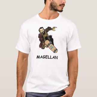 Skateboarding Ferdinand Magellan T-Shirt