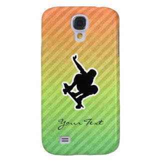 Skateboarding Galaxy S4 Cover