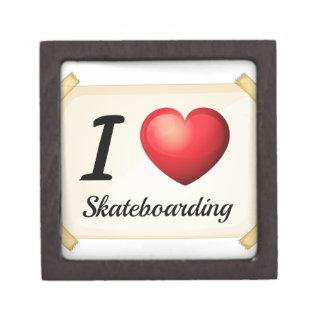 Skateboarding Gift Box