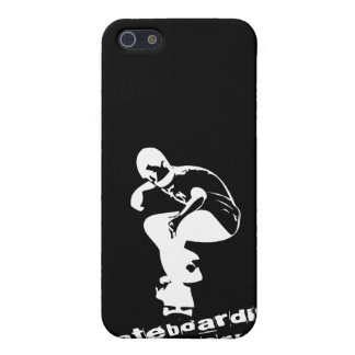 Skateboarding isn't a Crime Cover For iPhone SE/5/5s