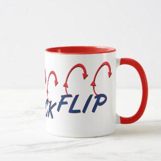 Skateboarding Kick Flip Mug
