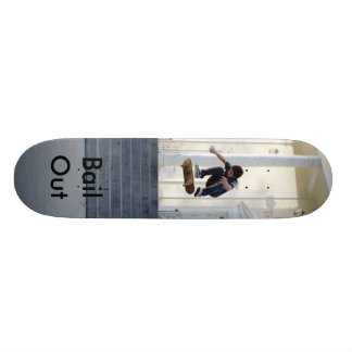 skateboarding pictures, Bail Out Skateboard