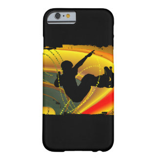 Skateboarding Silhouette in the Bowl Barely There iPhone 6 Case
